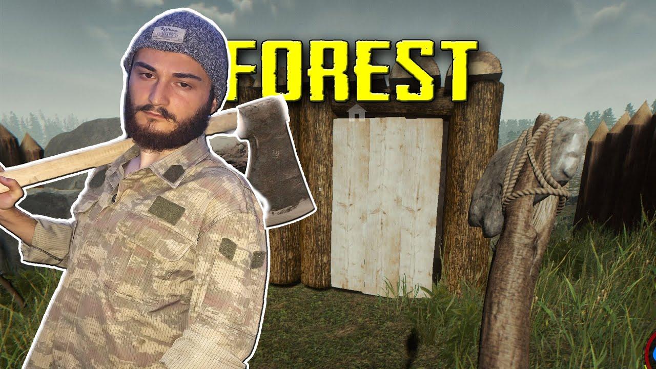 The Forest   YENİ MEKAN ve BAYAN KONUK - Bölüm 14