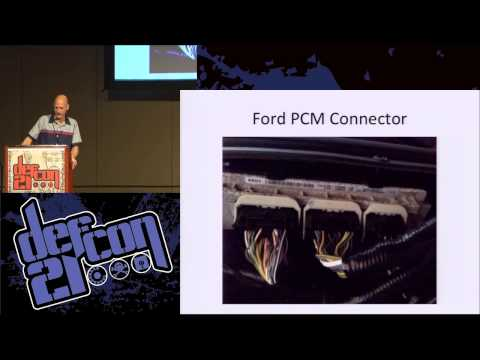 [DEFCON 21] Adventures in Automotive Networks and Control Units