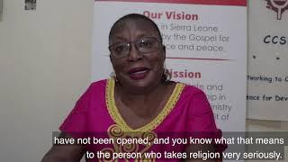 Sierra Leone: Council of Churches in Sierra Leone CCSL