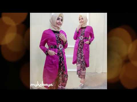 MODEL BAJU BATIK COUPLE MODERN INDONESIA TERBARU 2019 from YouTube · Duration:  3 minutes 43 seconds