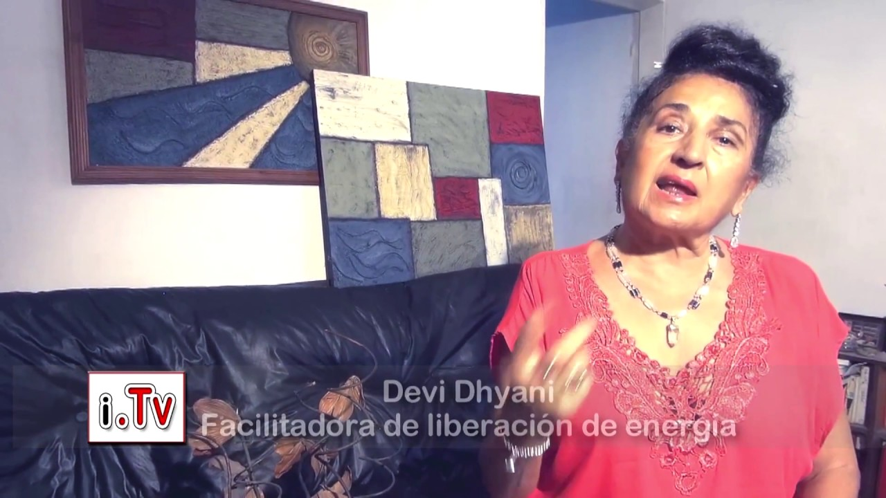 Devi Dhyani – Ejercicio para liberar energías segunda parte