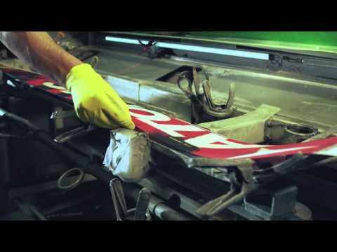 ATOMIC - Handmade in Austria  - How to make a Ski