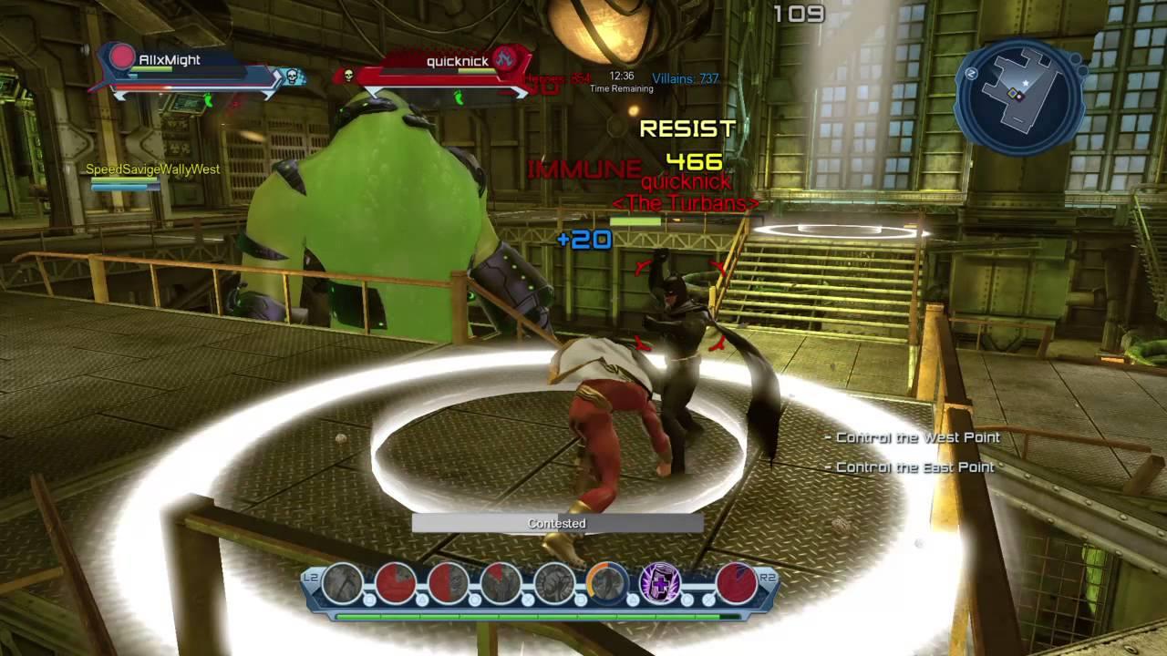 Download DC Universe Online Legends PvP:Shazam Gameplay