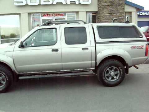 Nissan Frontier Crew Cab >> 2004 NISSAN FRONTIER XE CREW CAB SHORT BED - YouTube