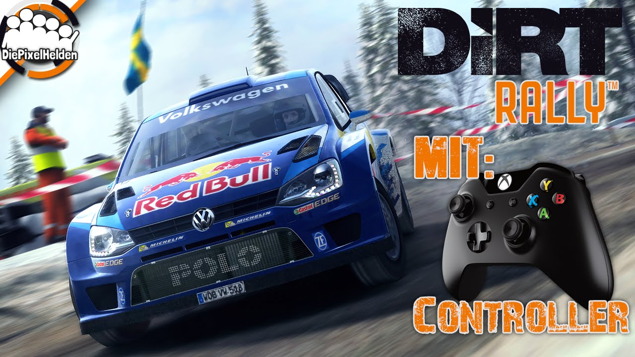 dirt rally mit xbox one controller let 39 s play dirt rally youtube. Black Bedroom Furniture Sets. Home Design Ideas