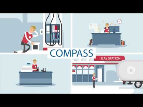 Compass - Your Integrated Forecourt Management Solution
