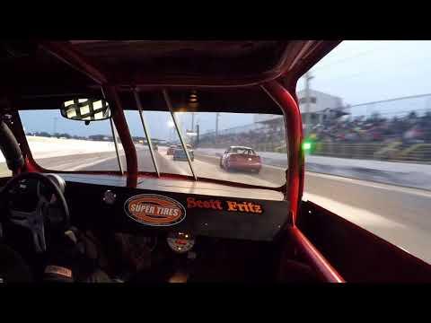 Scott Fritz Lancaster speedway 8/18/18