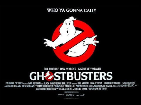 Ghostbusters 1984 Movie Review A Classic Youtube