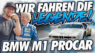 JP Performance - Wir fahren die Legende! | BMW M1 Procar