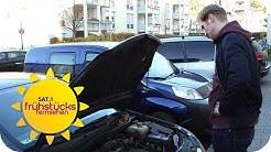 Darf ich mein PRIVATES AUTO vermieten? HOLD klärt auf! | SAT.1 Frühstücksfernsehen | TV