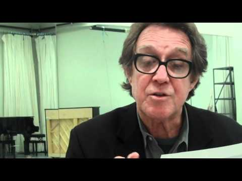MONOVLOG Actor Larry Pine reads NEITHER