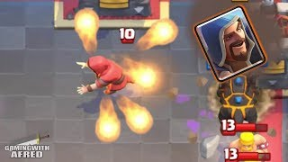 Ultimate Clash Royale Funny Moments & Glitches & Fails 2018 | Montage #16