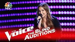 Alisan Porter - Blue Bayou (The Voice Blind Audition 2016)