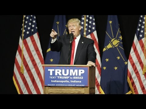 LIVE: Donald Trump Rally from Indianapolis Indiana {Indiana Farmers Coliseum} HD stream (4-27-16)