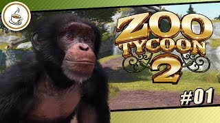 ZOO TYCOON 2 ULTIMATE COLLECTION #01 - Unser neuer Zoo «» Let