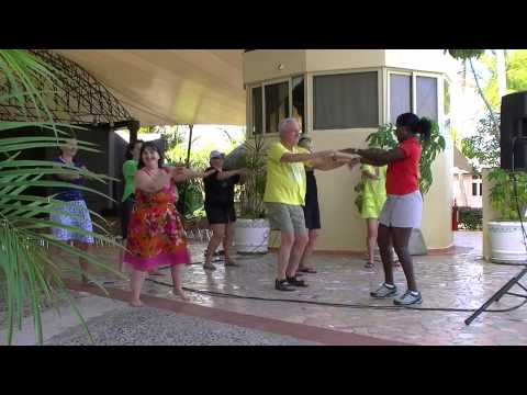 Melia Cayo Coco Cuba - Learn to dance with Yaneisy !
