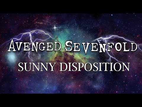 "Avenged Sevenfold - ""Sunny Disposition"" (Sub. Español)"