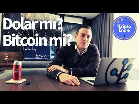 Dolar Mı? Bitcoin Mi?