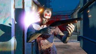 GTA 5 Funny Brutal Moments Compilation #30 (GTA V Halloween Pack Mod)