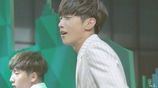151017 B1A4 롯데월드몰 콘서트 : 잘자요굿나잇 (진영 focus)