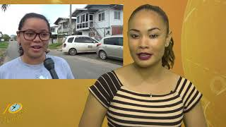 Het 10 Minuten Jeugd Journaal 2 januari 2018(Suriname / South-America)