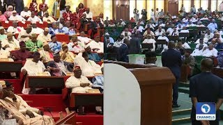 The Politics Behind 9TH NASS Elections