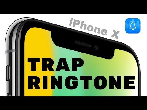 IPhone X Ringtone Trap Remix