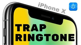 "With the release of iphone x, apple came out a new default ringtone called ""reflections"". this is trap remix that made exclusively for our..."