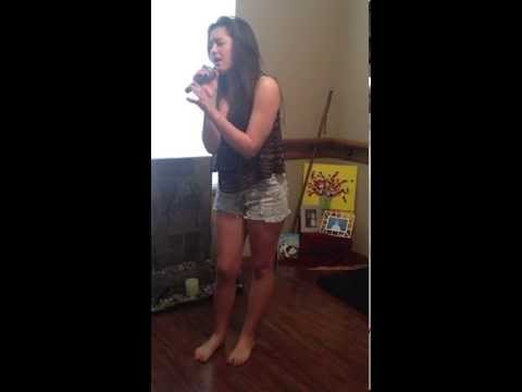 I'm Going Down by Mary J Blige (Cover By Kylie Williams) (Age 13)
