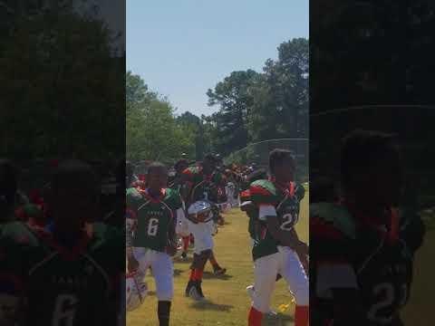 Post game vs north Clayton
