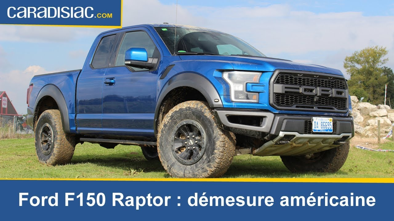 ford raptor la d mesure am ricaine youtube. Black Bedroom Furniture Sets. Home Design Ideas