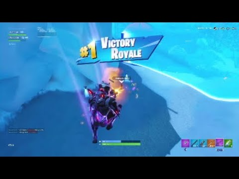 12 Kill WIN In Fortnite Battle Royale!