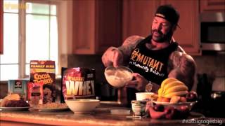 Bodybuilder's Eating Routine by Rich Piana