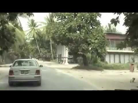 [part 2] Driving around Tarawa in Kiribati during Feb & March 2013
