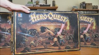 Why Heroquest is so Great