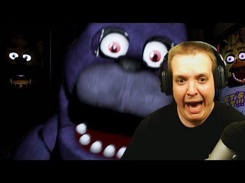 POURQUOI JOUER A CE JEU? - Five nights at freddy's