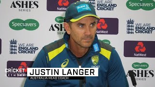 We know there's still unfinished business: Langer