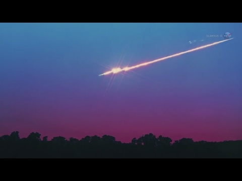 Tracking Meteoroids - Meteor Counter App - Science at NASA