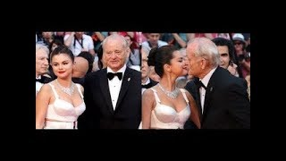 ... , selena gomez jokes she and bill murray are 'getting married' after viral cannes film festival photos., the 26-year-old entertainer took to instagram on thursday gush over her time at