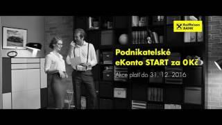 Raiffeisenbank - Podnikatelské eKonto START (2016)