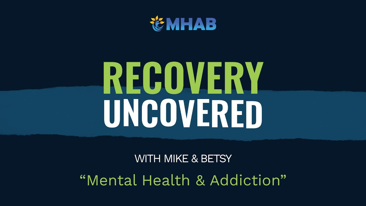 """Mental Health & Addiction w/ Richelle Gregory"" 