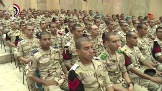 بالفيديو.. وزير الدفاع: لا نترك سلاحنا حتى نذوق الموت