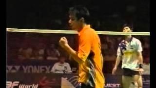 Badminton - WC 2003 Men