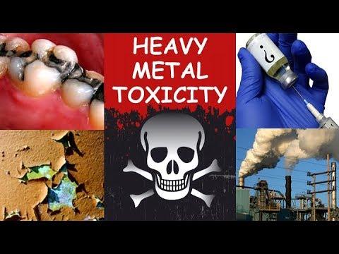 Development of Heavy Metal Toxicity