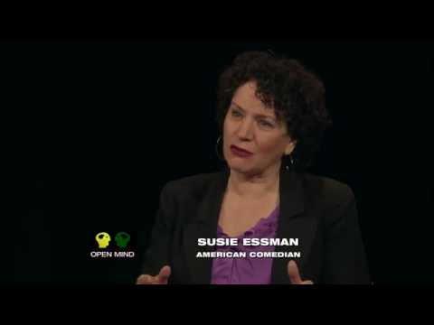 The Open Mind: Susie Says - Susie Essman