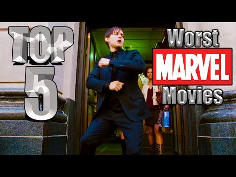 Top 5 Worst Marvel Movies
