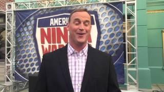 American Ninja Warrior 2015 at Universal Studios Florida