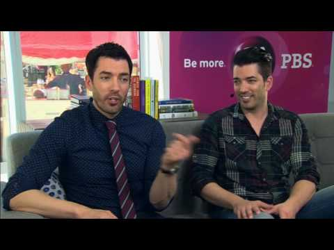 Drew Scott & Jonathan Scott on Dream Home | 2016 Miami Book Fair