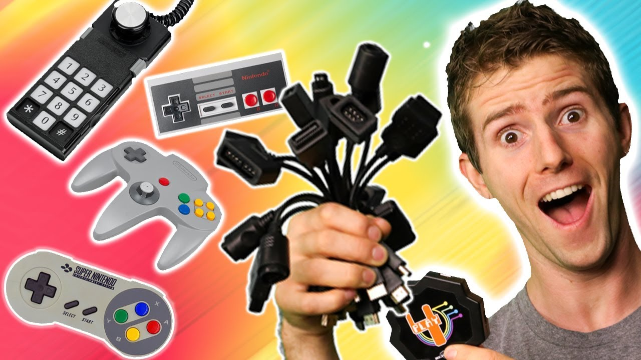BlisSTer - Home of the Ultimate Universal Gaming Adapter