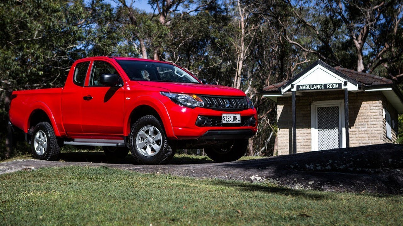 2018 mitsubishi triton update. delighful mitsubishi new mitsubishi triton glx  2018 review with mitsubishi triton update
